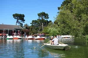 Stow Lake Boathouse