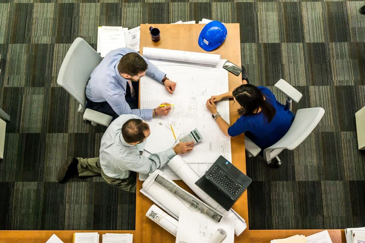 Capital construction meeting