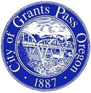 Grants Pass seal