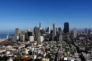 San Francisco during the day