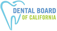 Dental Board of California logo