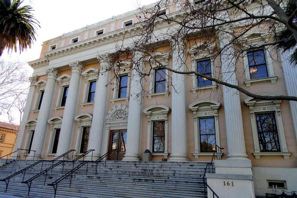 Old Superior Court in San Jose