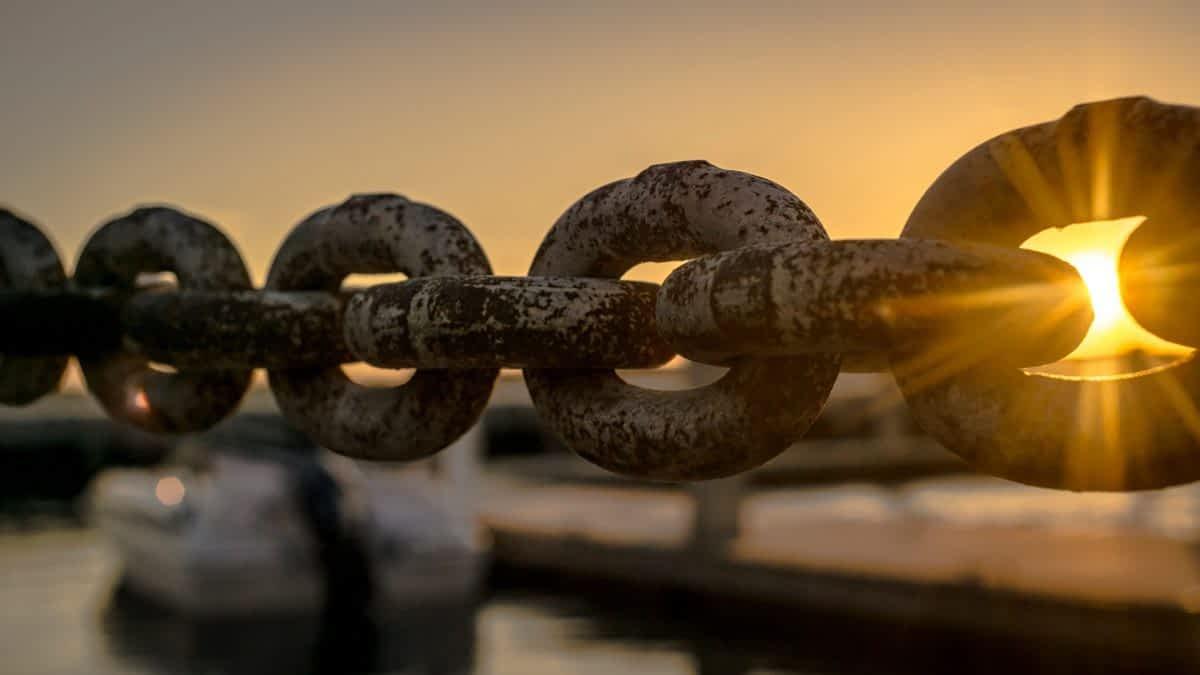 Nautical chain